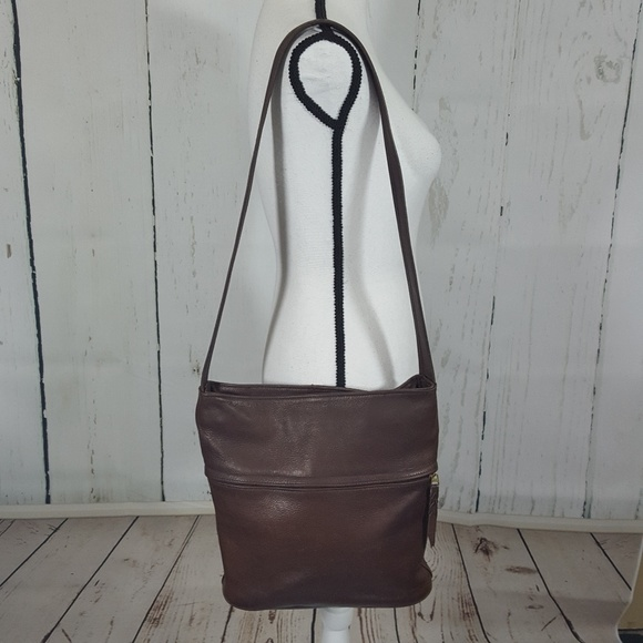 Sven Handbags - Sven Design Berkley Leather Hobo bag